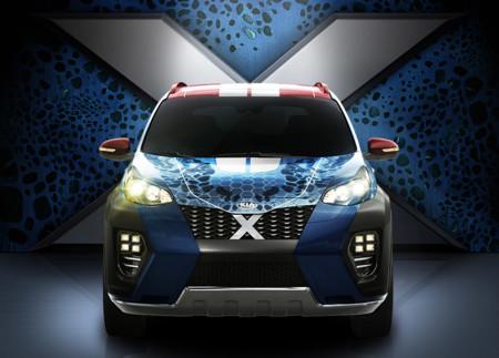 Kia X Car 1