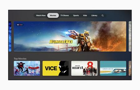 Apple Tv App Movies Screen 032519