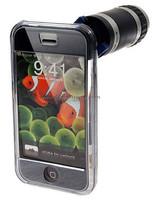 Zoom óptico para el Iphone