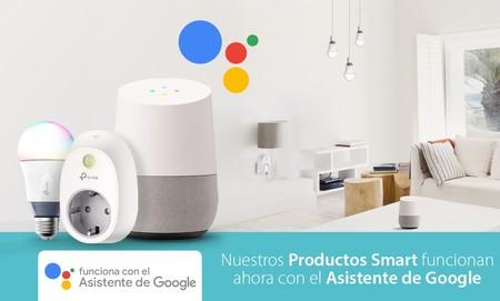 TP-Link añade compatibilidad con el Asistente de Google en su gama de dispositivos Smart