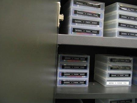 Restauración datos de las copias de seguridad