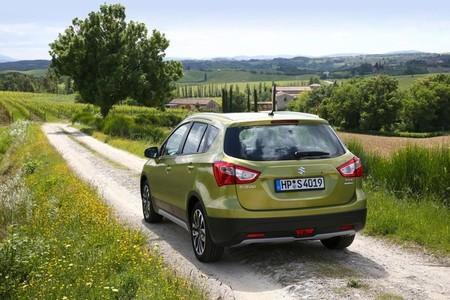 Suzuki SX4 S-Cross 2013 - precios en España