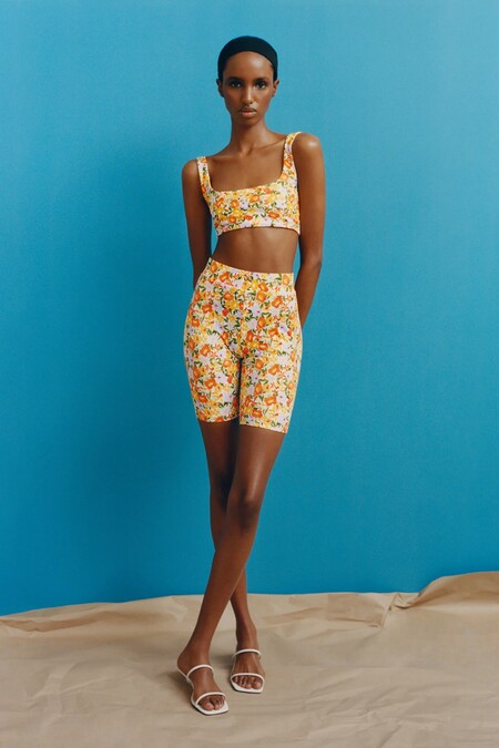 Total Look Flores Zara Primavera 2021 03