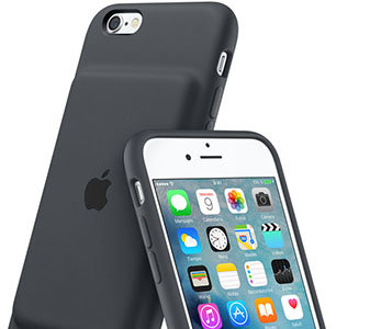 Érase una funda a una joroba pegada: ¡y era de Apple, para su iPhone 6S!