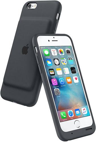 Érase una funda a una joroba pegada: ¡y era de Apple, para su iPhone 6S!
