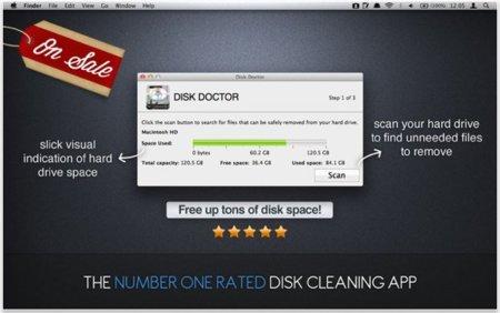 """DiskDoctor, elimina """"basura"""" de tu disco duro de forma sencilla"""