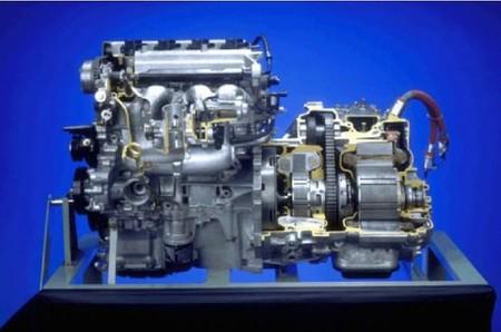 Motor gasolina prius 2