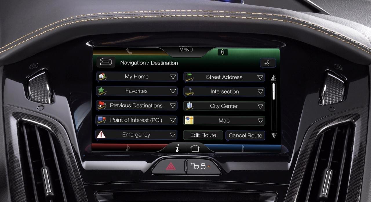 Foto de Ford Sync y MyFordTouch, el nuevo interfaz de Ford para coches (20/23)