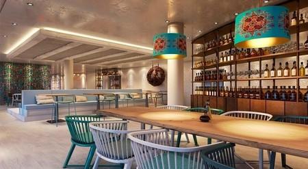 Esta primavera las tendencias decorativas del año visten el nuevo hotel Seven Pines Resort de Ibiza