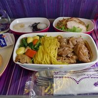 9 cosas que quizá no sabías sobre la comida que sirven en un avión