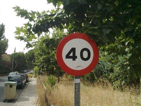 Limite de velocidad 1