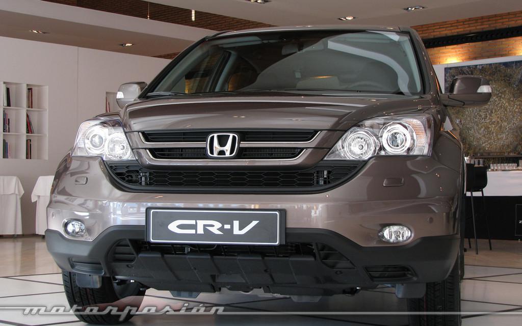 Foto de Honda CR-V (presentación) (33/45)