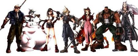 La leyenda de Final Fantasy VII, vandalismo del siglo XXI y pixelacos como puños. All Your Blog Are Belong To Us (CCLXIV)