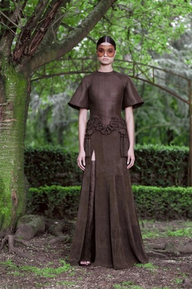 Givenchy Alta Costura Otoño-Invierno 2012/2013: mi gitana de bolsillos llenos