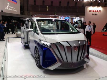 Los prototipos más locos del Salón de Tokio 2015