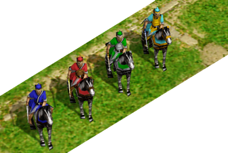 Aom Scout Cavalry Stages