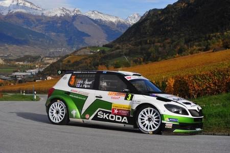 Škoda confirma la llegada del Fabia R5 para mediados de 2015