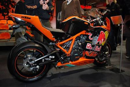 KTM 1190 RC8 R Red Bull Réplica