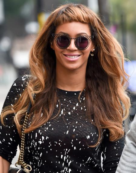 Beyoncé lo intenta con el matchy-matchy ¿pero acierta?