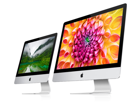 Los iMac con pantalla  Retina Display podrían ver la luz más pronto de lo que parece