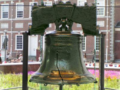La Campana de la Libertad de Filadelfia
