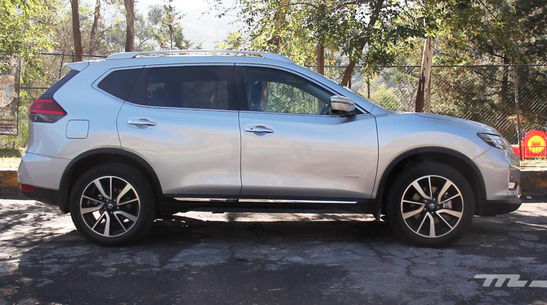 Foto de Nissan X-Trail Hybrid (16/19)