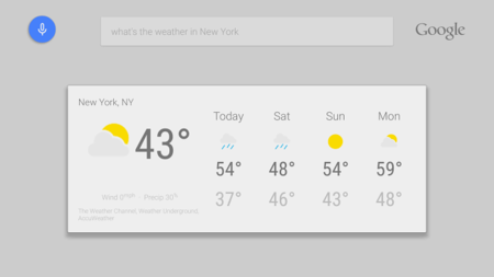Google para Android TV