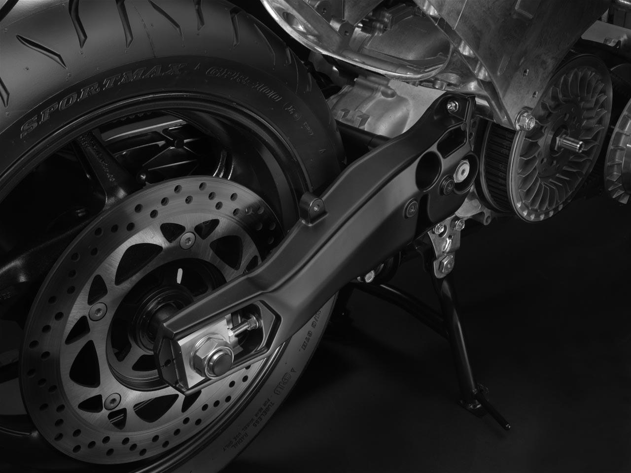 Foto de Yamaha T-Max 2012, detalles (22/32)