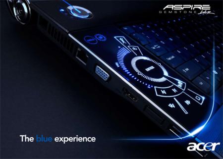 Los portátiles Acer Gemstone Blue se actualizan