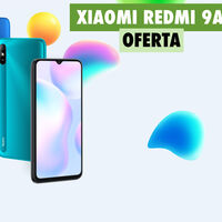 Redmi 9A, el gama baja de Xiaomi con una autonomía bestial, hoy a precio de derribo en Banggood: llévatelo por 67,07 euros