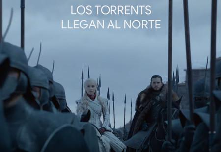 El estreno de la nueva temporada de 'Juego de Tronos' arrasa también en torrents, aunque no bate récords