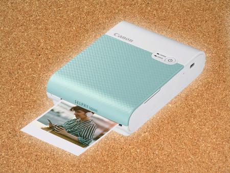 Canon Selphy Square QX10, nueva impresora fotográfica de formato cuadrado para entusiastas de la creatividad e Instagramers