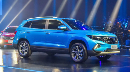 Jetta VS7: El Tarraco low cost que quiere conquistar China
