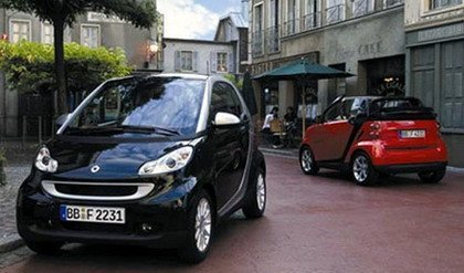Smart ForTwo 2007, fotos oficiales