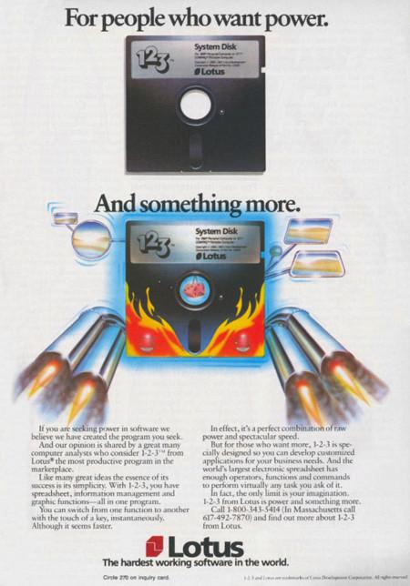 Vintage Computer Ad 7
