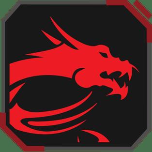 Logo Dragon center
