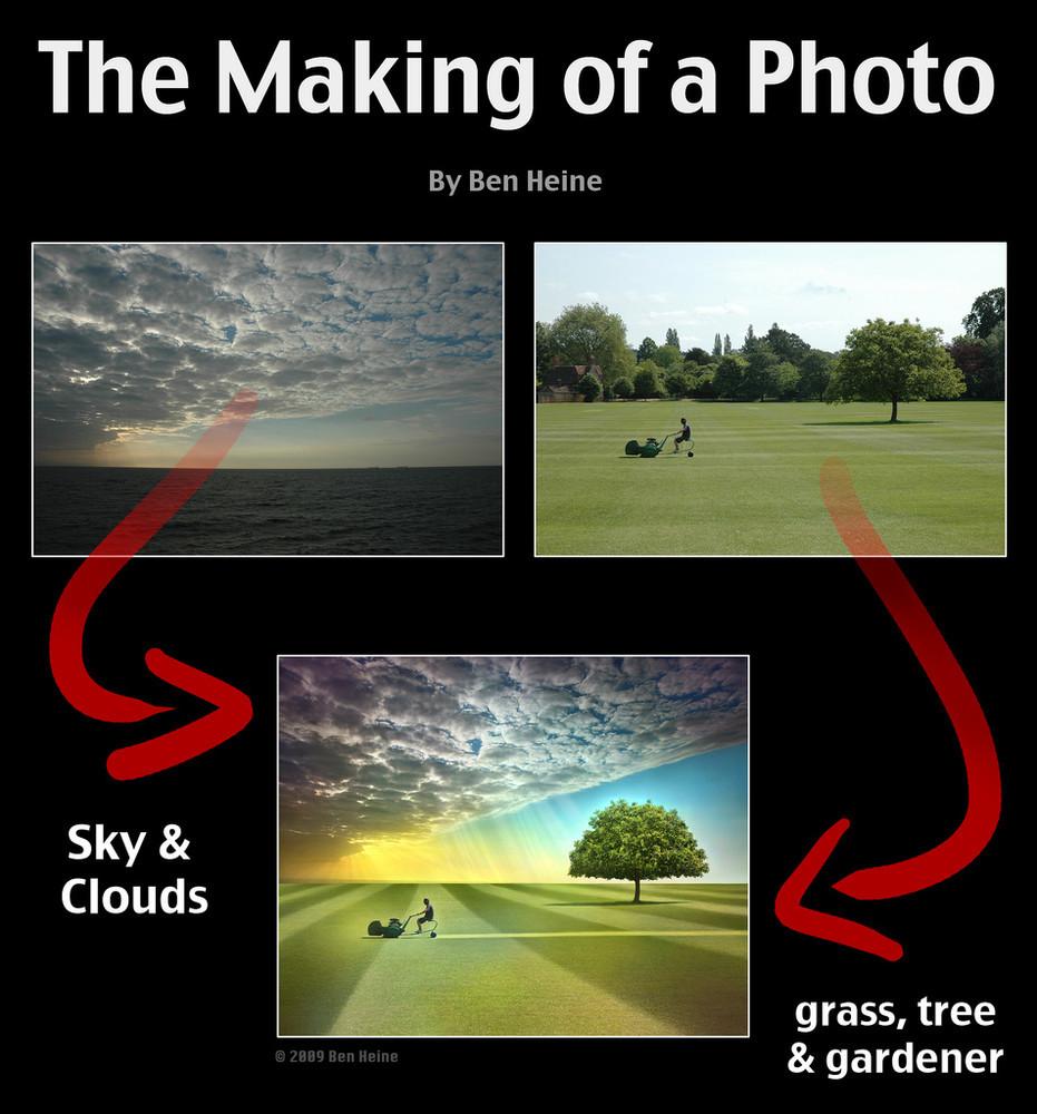 Foto de ¿Cómo Photoshop puede convertir una foto mediocre en una gran fotografía? (12/12)