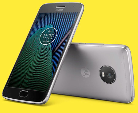 Moto G5 Plus Oficial 2