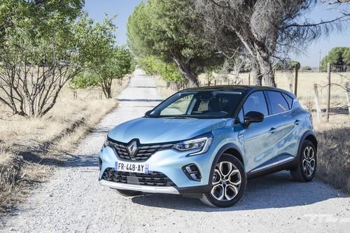 Probamos el Renault Captur E-TECH: un B-SUV híbrido enchufable que destaca por su confort y una mecánica muy eficiente en ciudad