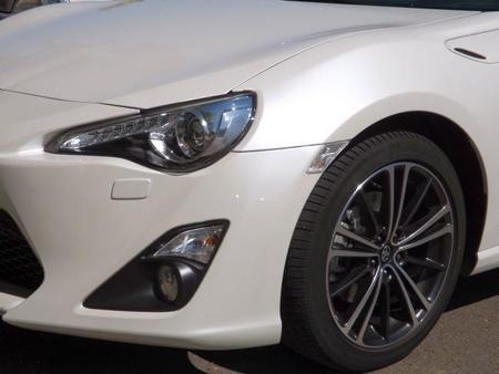 El Toyota GT86 a prueba (II): Interior y experiencia al volante
