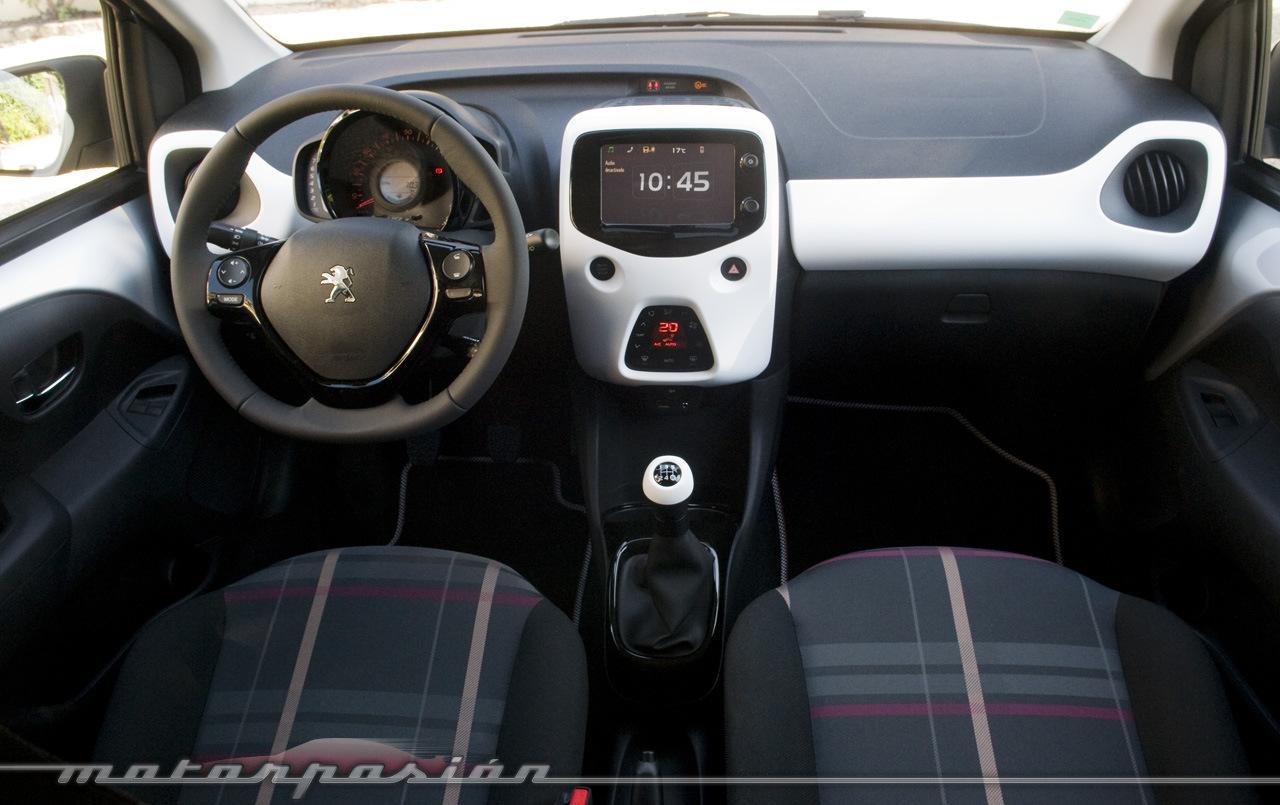 Foto de Peugeot 108 (toma de contacto) (11/22)
