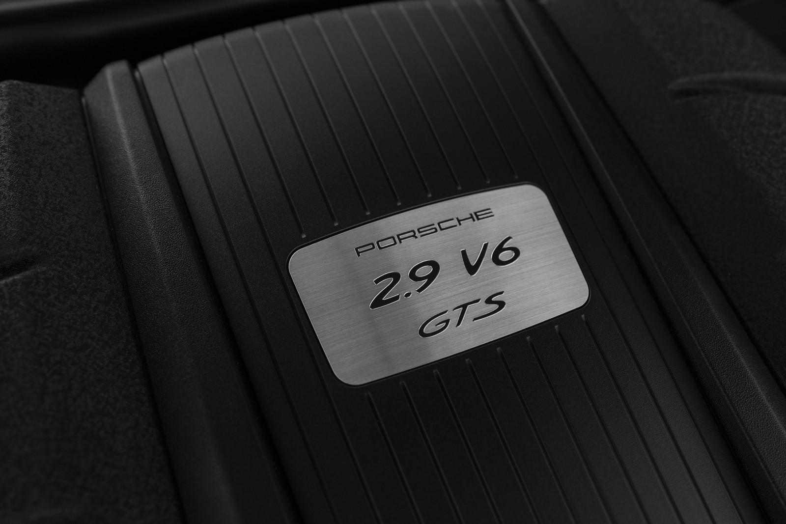 Foto de Porsche Macan GTS 2020 (presentación)q (141/149)
