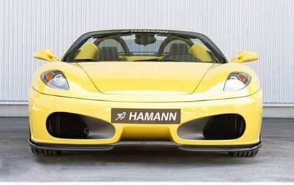 Ferrari F430 Spider por Hamann