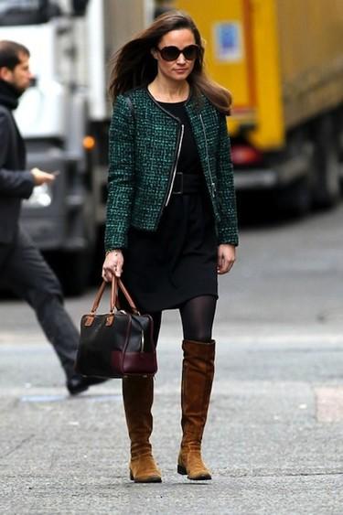 Pippa Middleton, un topo dentro de la familia real