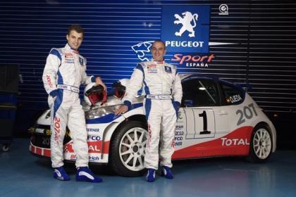 Peugeot España presenta sus planes para el 2008