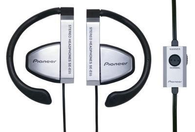 Auriculares Pioneer que no molestan a los que están alrededor