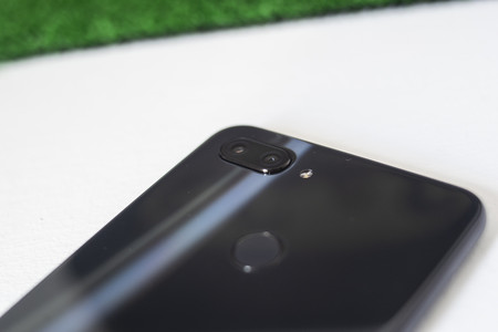 Xiaomi Mi 8 Lite Camara