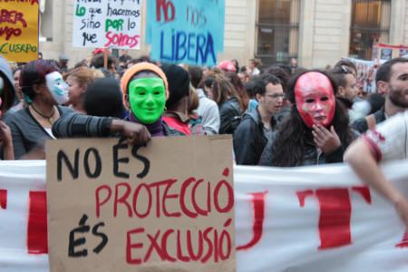 Movimientos obreros y clases trabajadoras sexual harassment
