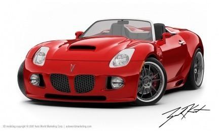 Mallett Pitbull Edition V8 Solstice