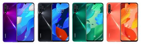 Huawei Nova Colores